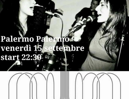 Live Music | Palermo Palermo | 15 set 17