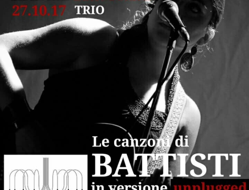 Live Music | BATTISTOLOGY | 27 ott 17
