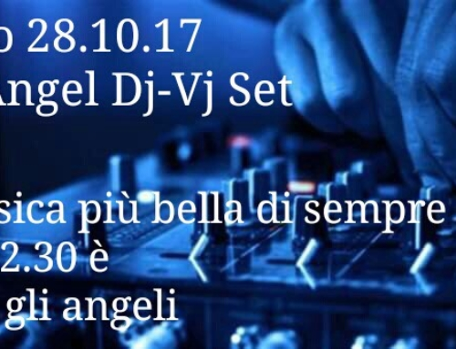 Dj-Vj Set | COOL ANGEL | 28 ott 17